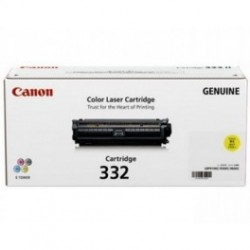 Mực in Laser màu Canon 332 Yellow Toner Cartridge