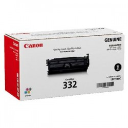 Mực in Laser màu  Canon 332 Black toner Cartridge