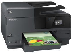Máy in Đa chức năng HP Officejet Pro 8610 (In, Copy, Scan, Fax, web, Eprint)