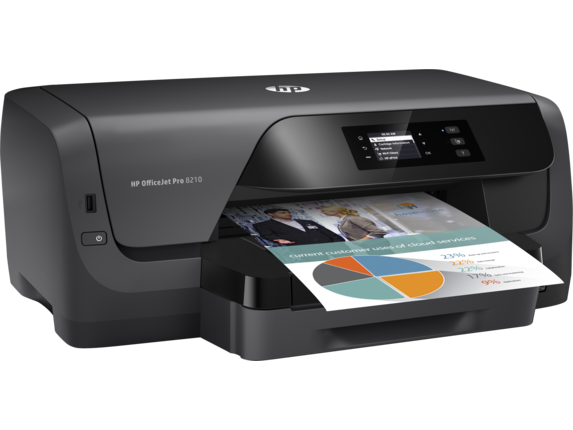 Máy in Phun mầu HP OfficeJet Pro 8210 - wifi - ePrinter